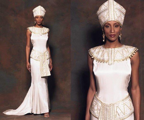 Египетский стиль платья