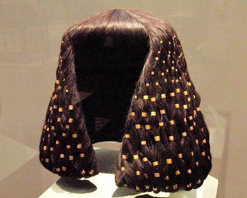 Египетские ожерелья какое ожерелье