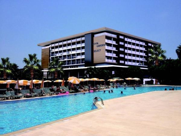 Далеко до звания лучших отелей турции