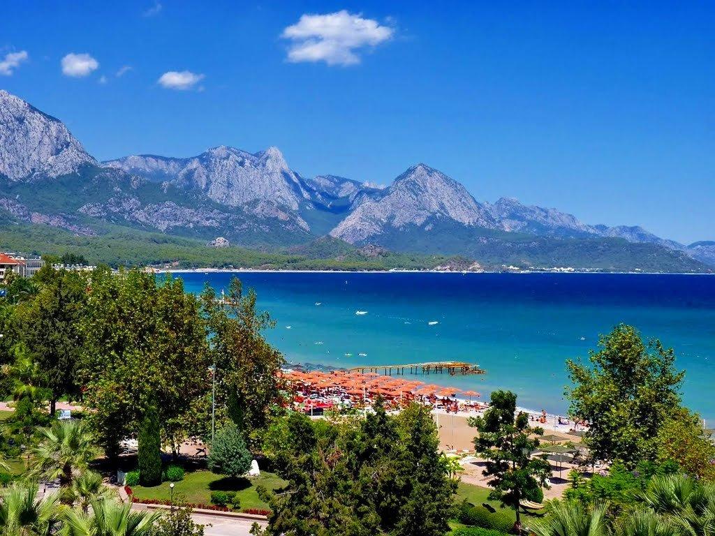 Топ-5 курортов Турции для отдыха по горящим путевкам