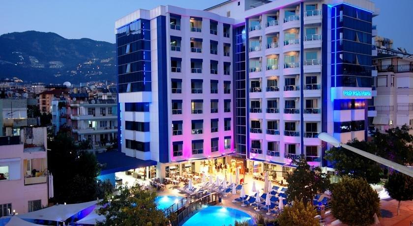 Grand Okan 4 Турция Аланья Рейтинг отелей и гостиниц мира