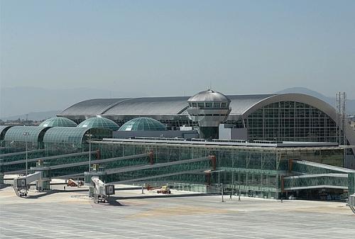Аэропорт Измира Аднан Мендерес